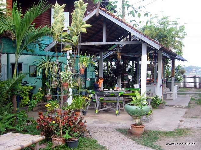 Guesthouse in Nong Khai, Thailand