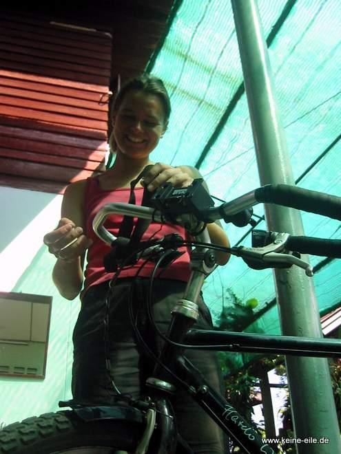 Reparaturen am Rad: Lenkerband neu wickeln