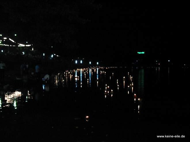 Radrundreise Thailand: Wir feiern Loy Krathon