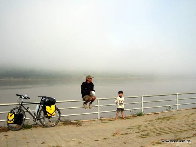 Der Mekong, Thailand