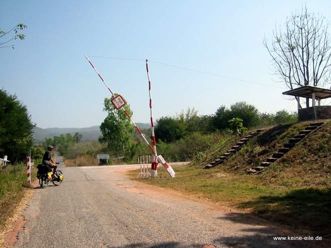 Militärposten, Thailand
