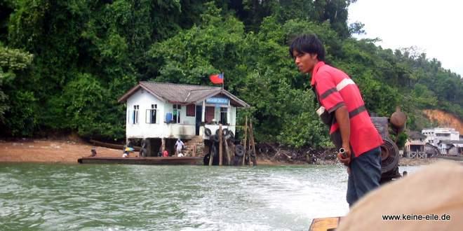 Rundreise Thailand: Visarun