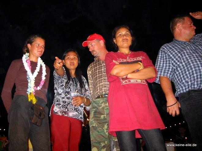 Radrundreise Thailand: Wir feiern Loy Krathon in Kamphenpaed