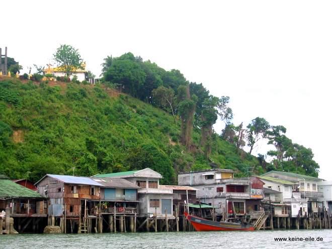 Rundreise Thailand: Visarun Myanmar