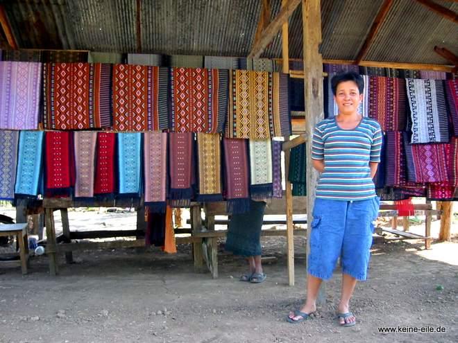 Weberin in Thailand