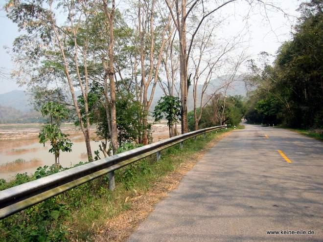 entlang des Mekong, Thailand
