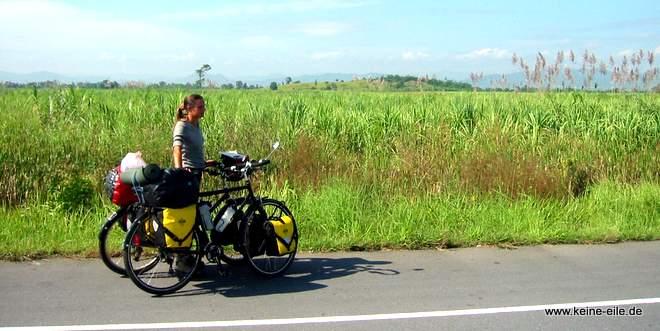 Radrundreise Thailand