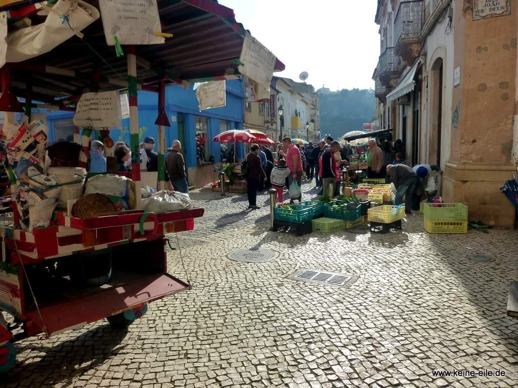 Markt in Silves