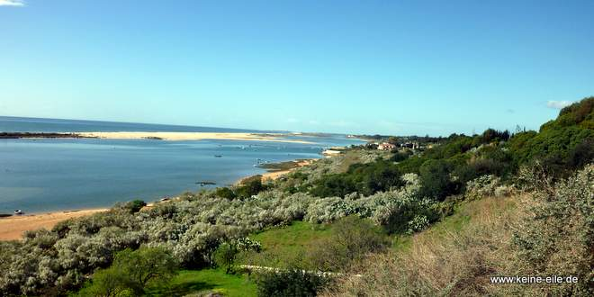 Überwintern im Süden: Algarve