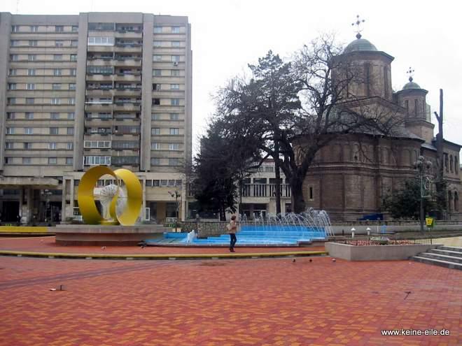 Radreise Rumänien: Cortea de Arges