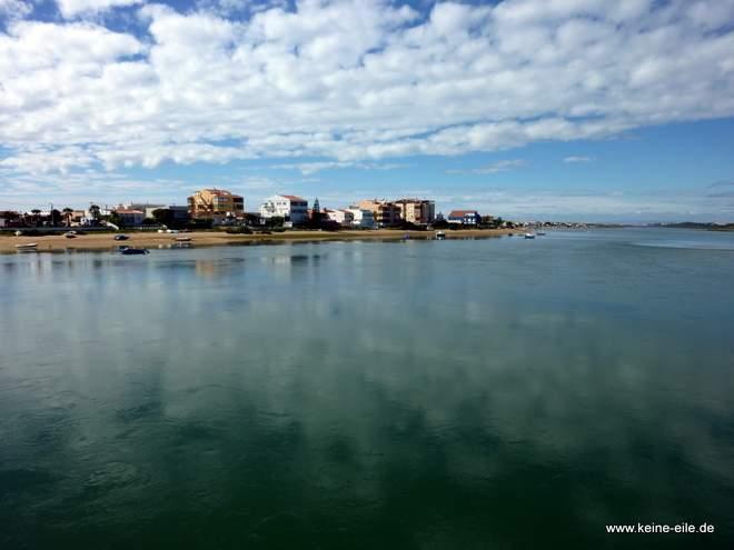 Ilha de Faro, Algarve, Portugal