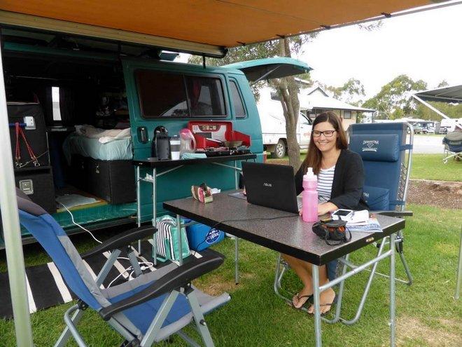 Digitale Nomaden Australien