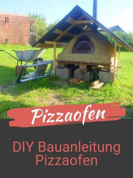 DIY Bauanleitung Pizzaofen kaufen