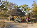 Motorradtour Afrika: Botswana