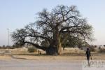 Motorradtour Afrika: Outapi Namibia