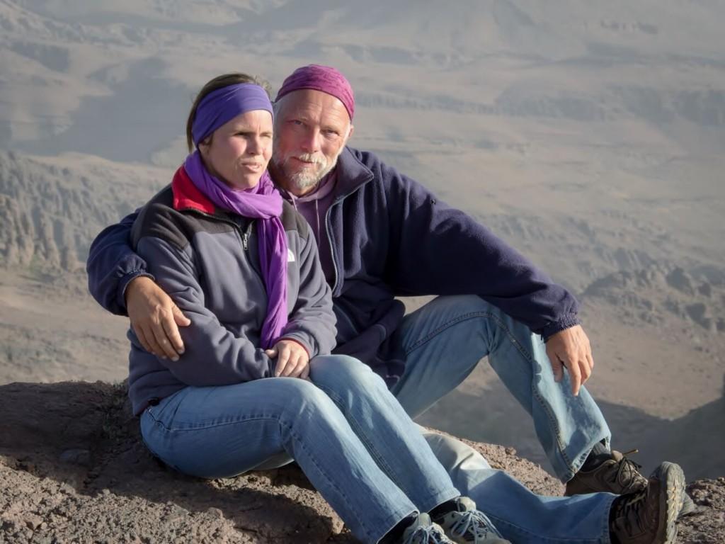 Weltreise finanzieren: Sabine und Burkhard
