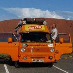 Der VW-Bus T3 Bulli als Reisemobil