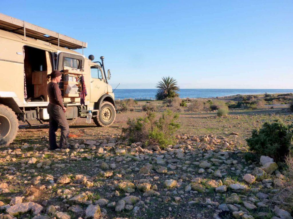 Überwintern mit dem Wohnmobil in Spanien