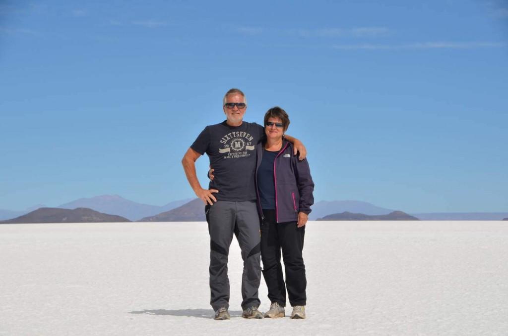 Die Ausreiser Karin und Manfred
