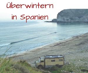 Überwintern in Spanien