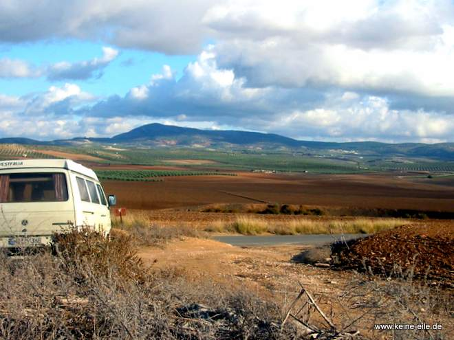 Roadtrip Spanien: Andalusien