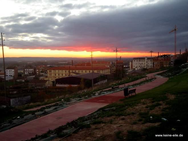 Roadtrip Spanien: Calahorra