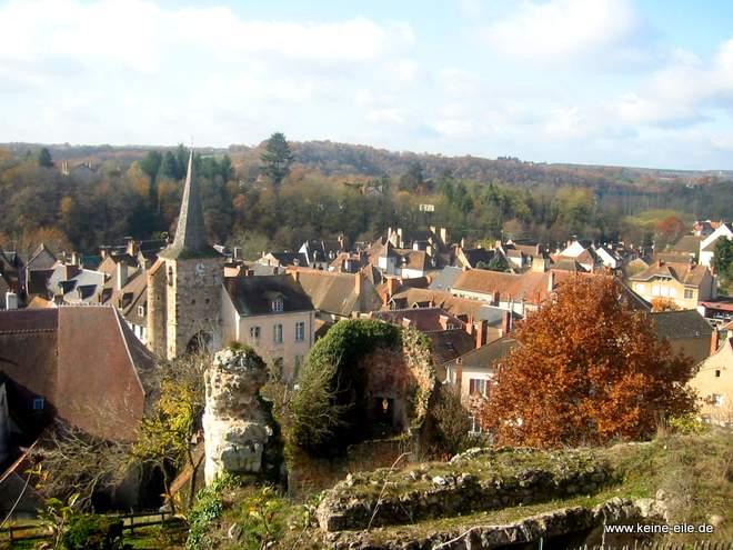 Rodatrip Frankreich: Herisson