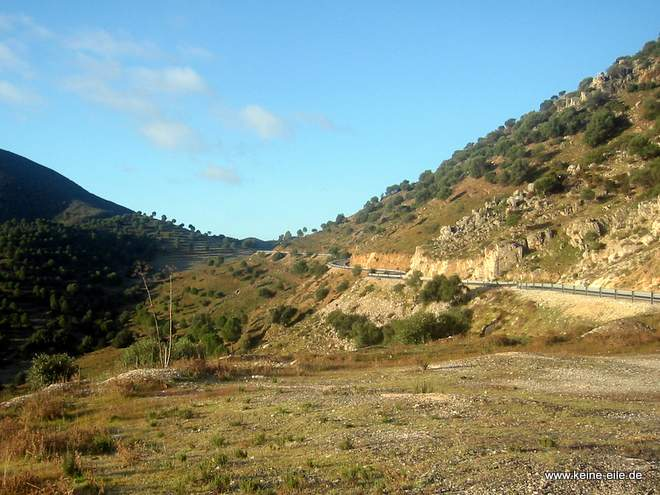 Roadtrip Spanien: Nationalpark Hornachuelos