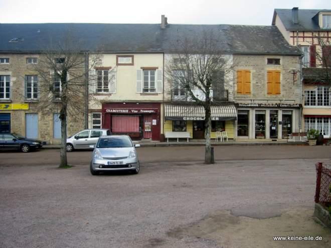 Roadtrip Frankreich: St.-Bonnet-de-Troncais