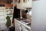Mercedes 608 Küche