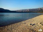 Verdonschlucht: Strand vom Lac de Sainte-Croix
