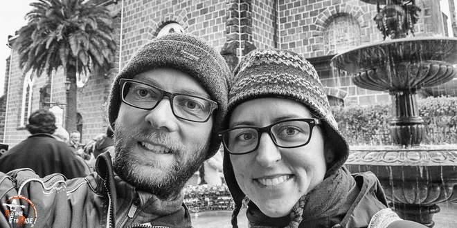 Weltreise finanzieren: Bea und Helle
