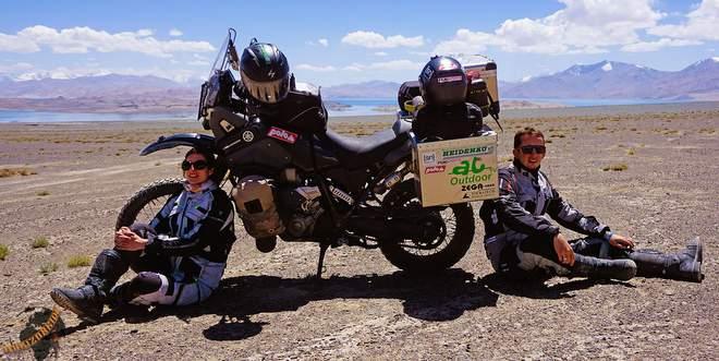 Weltreise finanzieren: Elli und Ben