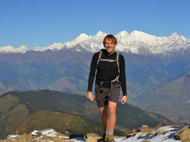 Weltreise finanzieren: Florian