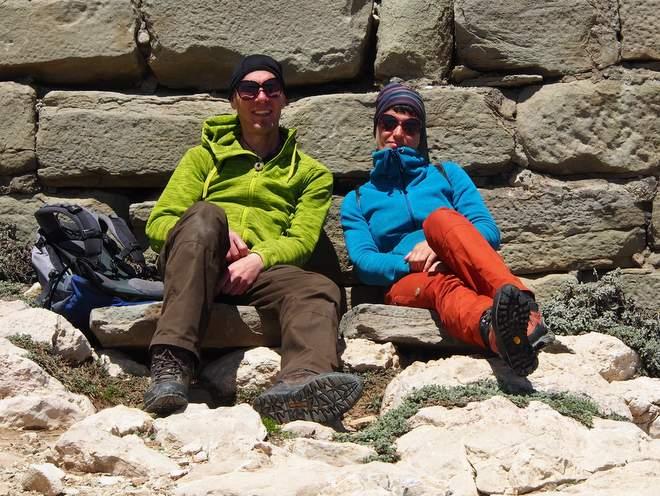 Weltreise finanzieren Petra und Frank