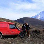Sabine & Andy: Mit dem Toyota Landcruiser HZJ 75 hinaus in die weite Welt
