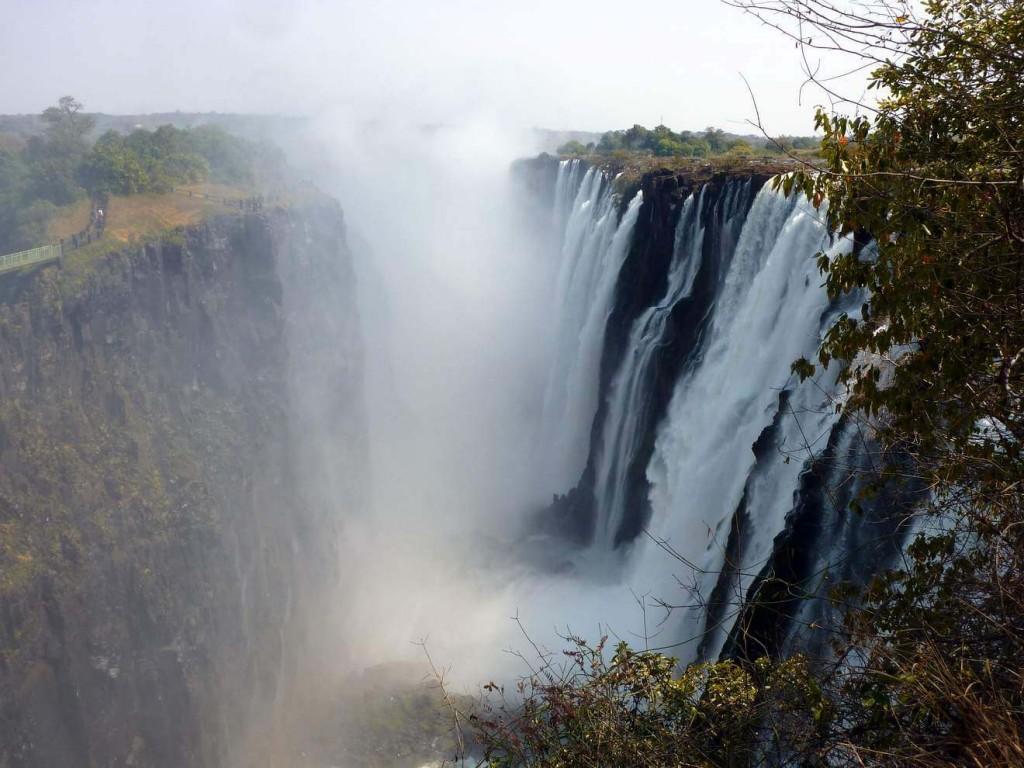 Botswana Selbstfahrer: Victoria Falls