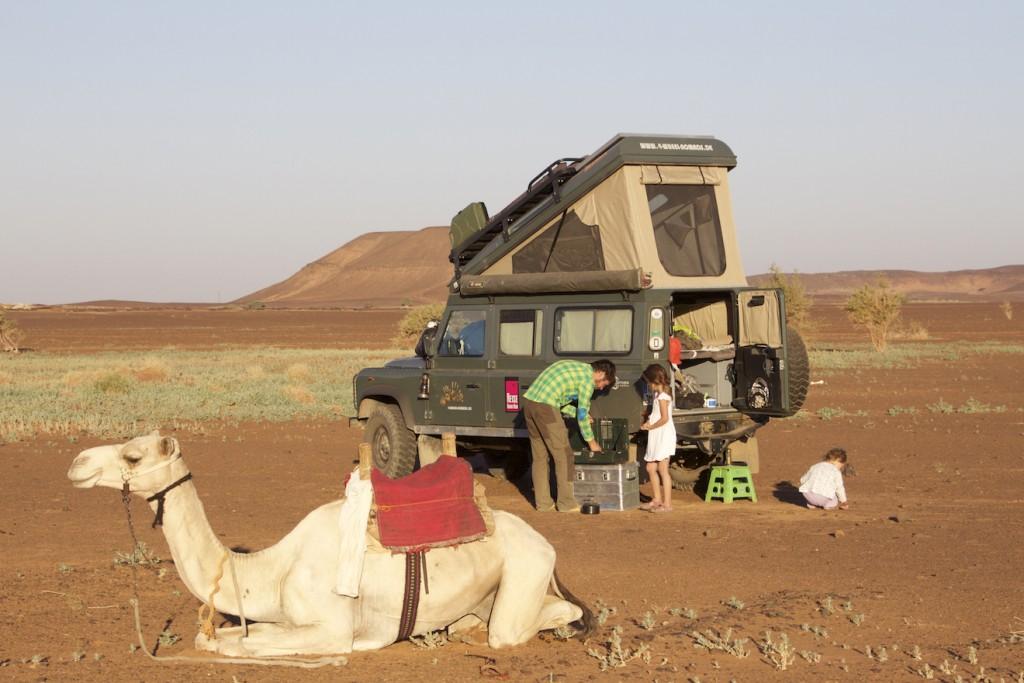 Der Land Rover Defender 110 TD4 als Reisemobil