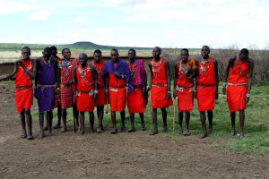Overland Tour Ostafrika: Masai Dorf