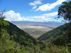 Overland Tour Ostafrika: Ngorongoro Krater