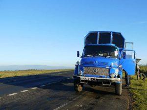 Overland Tour Ostafrika: Der Truck