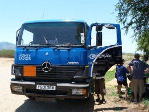 Overland Tour Ostafrika: Pause