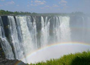 Overland Tour Ostafrika: Victoria Falls
