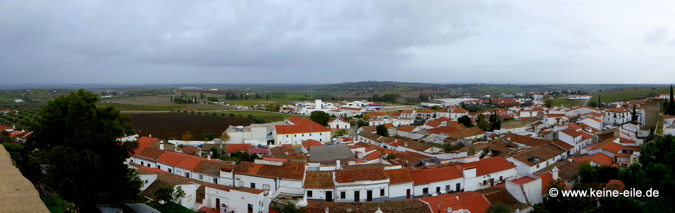 Überwintern in Portugal: Serpa