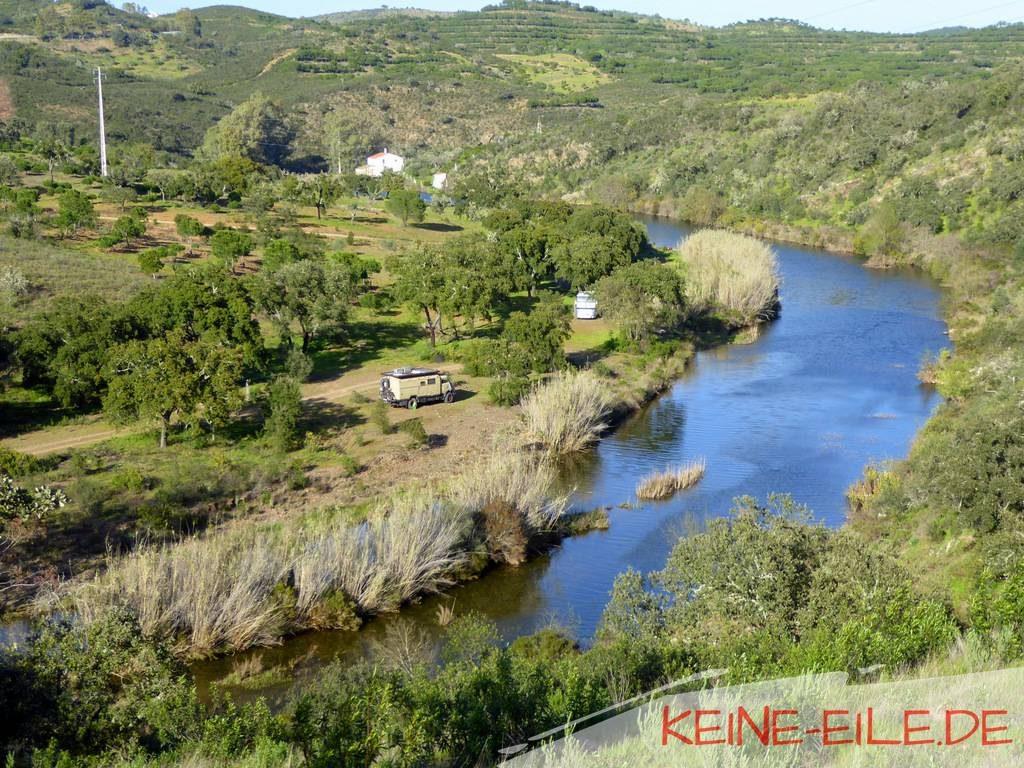 Ribeira da Foupana - Algarve - Portugal