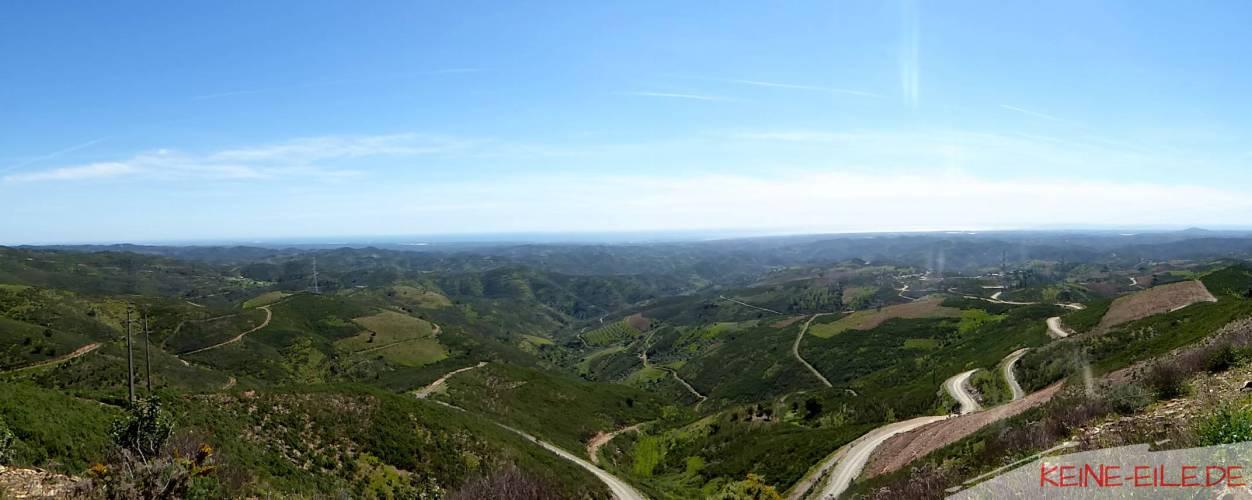 Serra de Algaria - Algarve -Portugal