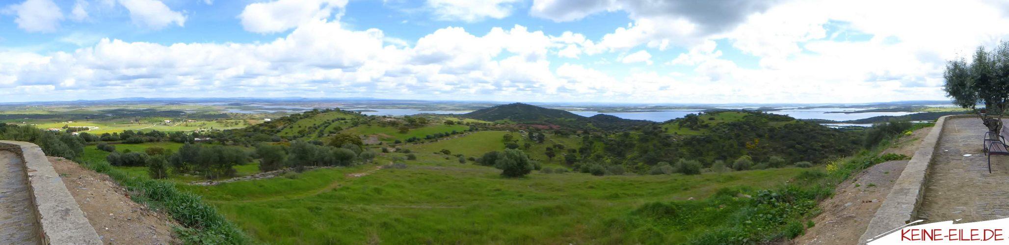 Panorama Monsaraz