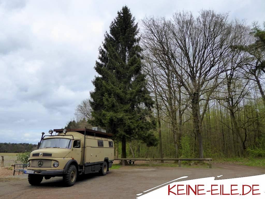 Im Bremer Umland unterwegs