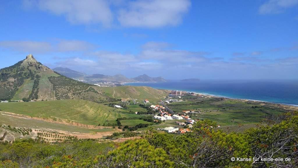 Porto Santo für Meterologen