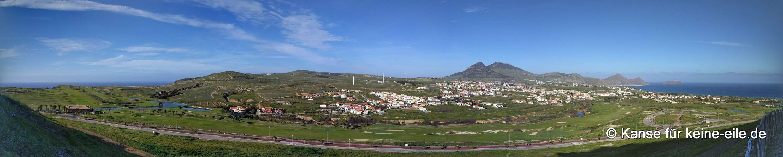 Porto Santo Panorama-Golfclub